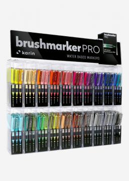 karin brushmarker  BrushmarkerPRO   Display