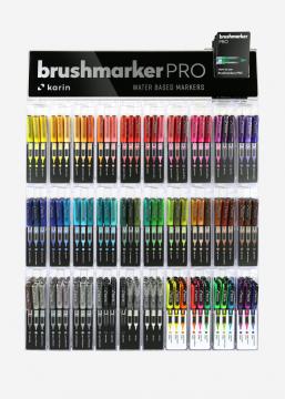 BrushmarkerPRO | DisplayPLUS (Includes 360 Markers)